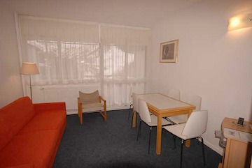 view of accomodation